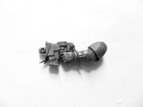 space wolves pack bolter pistol (d)